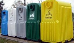 Szelektív hulladékgyűjtés népszerűsítése