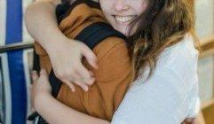 Fiatalok Lendületben Program-Free Hug akció a szeretet és a tolerancia jegyében