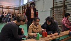 Fejlesztő foglalkozás a Göllesz Viktor Általános Iskolában