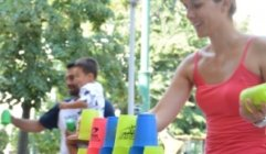 DON'T GET STUCK, STACK THE CUP! IFJÚSÁGI CSERE