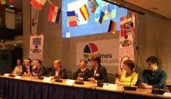 Nemzetközi Stratégiai Partnerség tagjaként Franciaországban